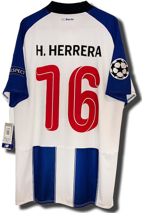 *BNWT* 18/19 Porto CL Home Shirt #16 H. Herrera