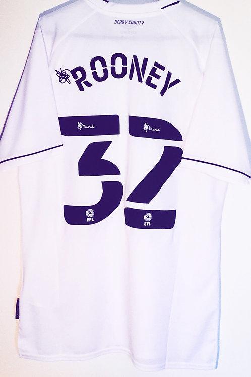 *BNWT* 20/21 Derby County Shirt #32 Rooney