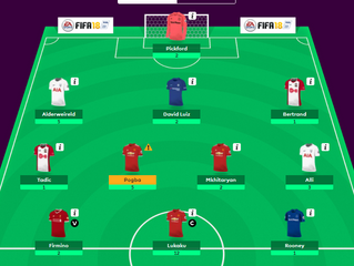 Fantasy Football Update - FSM Superliga