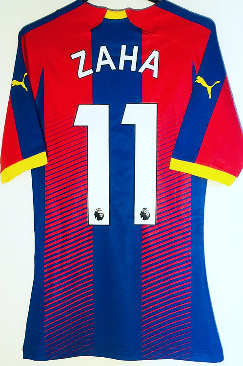 *BNWT* 18/19 Crystal Palace Player Issue Shirt #11 Zaha