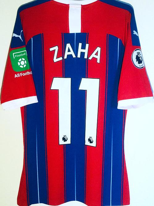 *BNWT* 19/20 Crystal Palace Player Issue Shirt #11 Zaha