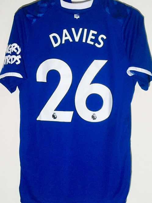 *BNWT* 19/20 Everton Home Shirt #26 Davies