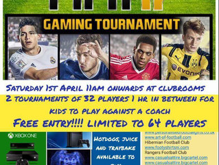Selkirk Junior Football Club FIFA Competition