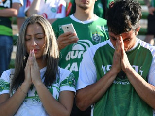 Brasileirão's special tribute to Chapecoense in the ending week of 2016 season