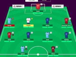 Fantasy Football Update - International Break