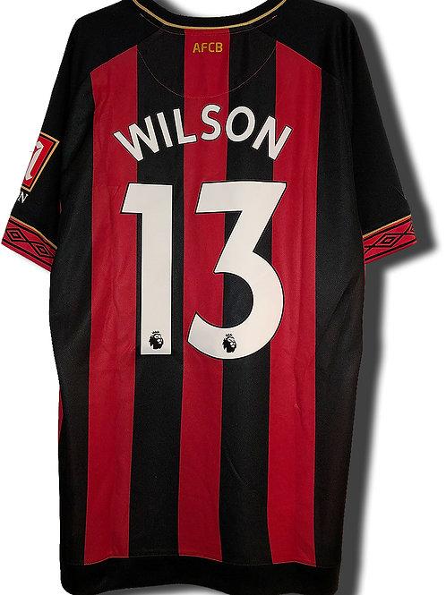 *BNWT* 18/19 Bournemouth Home Shirt #13 Wilson