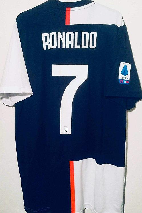 *BNWT* 19/20 Juventus FC Shirt #7 Cristiano Ronaldo