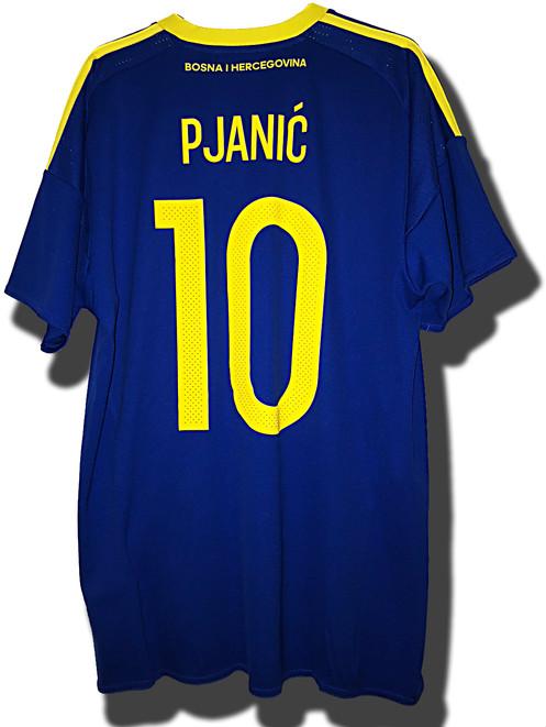 0855d08b8 BNWT* 16/17 Bosnia & Herzegovina Shirt #10 Pjanić