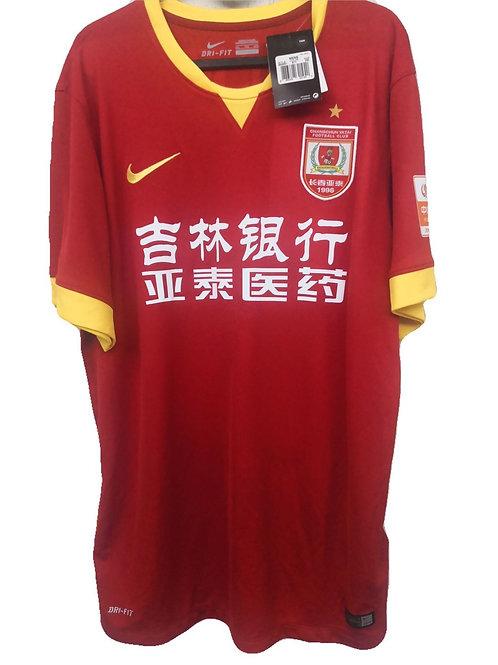 *BNWT* 2015 Changchun Yatai Shirt #10 Huszti