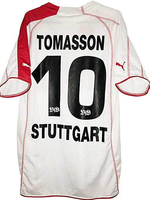 *BNWT* 05/06 VfB Stuttgart Shirt #10 Tomasson