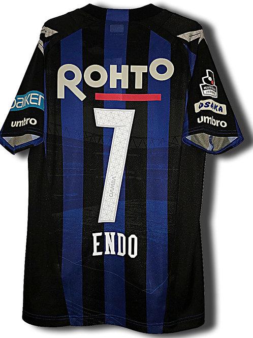 *BNWT* 2016 Osaka Gamba Shirt #7 Endo