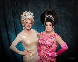 Empress Brianna and CPR Delilah