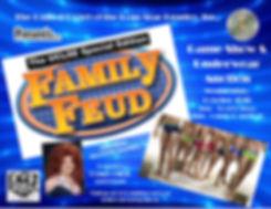 Eagle Club Night - Family Feud October 2