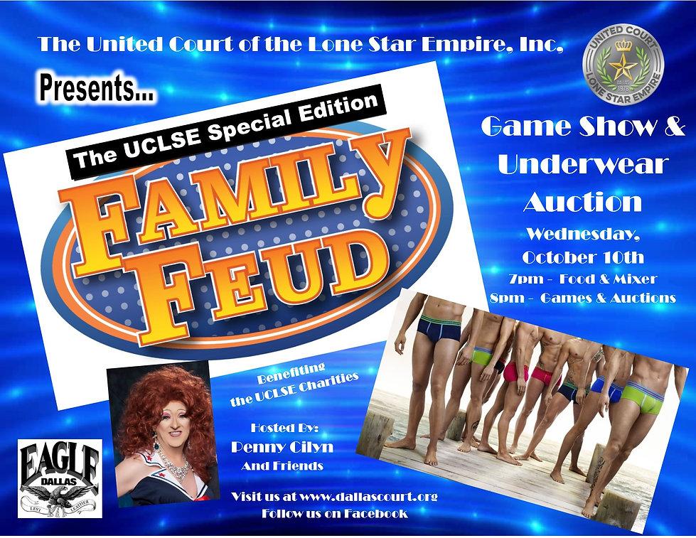 Eagle Club Night - Family Feud October 2