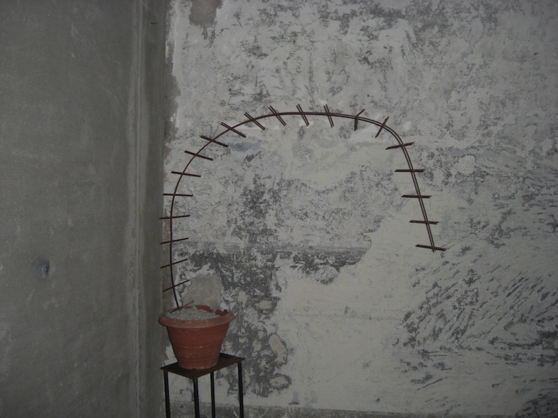 2008, La  Lizza, Installazione2