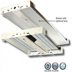 LED Platinum Peak High Bay Lighting Fixture