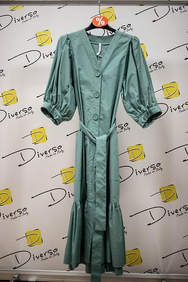 Imperial šaty zelené