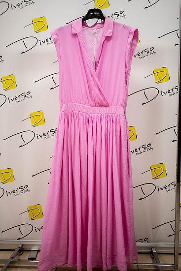 Imperial šaty rúžové