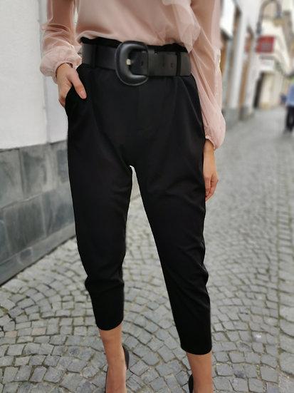 Imperial nohavice čierne