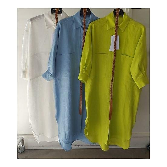 Ľanové šaty IMPERIAL