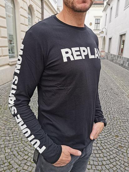 Replay tričko s dlhým rukávom