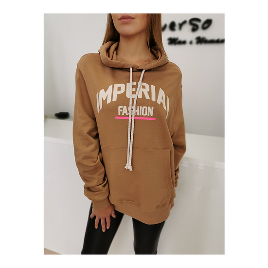 Imperial mikina camel
