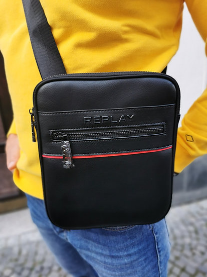 Replay crossbody taška