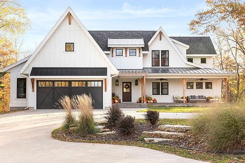 Rochester Farmhouse Reveal | Bria Hammel