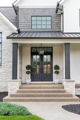 22 Stunning Black Front Door Inspiration