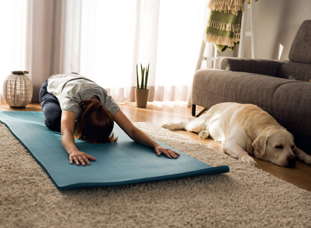 October Wellness Challenge: Exercise