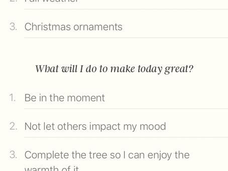 Experiments in Gratitude