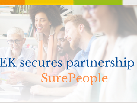CEEK Partners With SurePeople