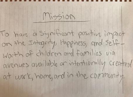 Pursue a Mission