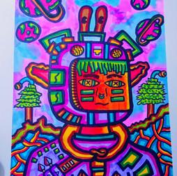Title Unknown by Tristan Buchanan (Age 15)