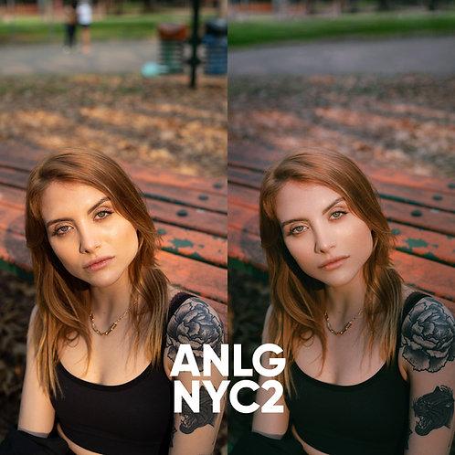 Presets Promo ANALOG NYC - Gratuito!