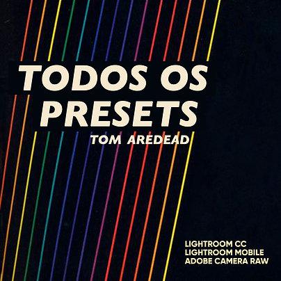 TODOS OS PRESETS
