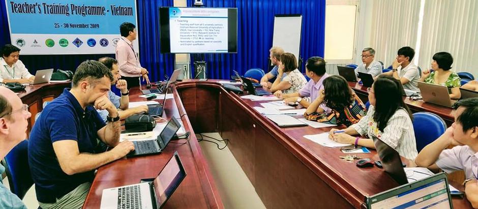 Teachers Training in Vietnam