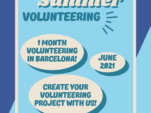 SHORT-TERM VOLUNTEERING (ESC) │ Barcelona, Spain 🇪🇸│BARCELONA SUMMER VOLUNTEERING