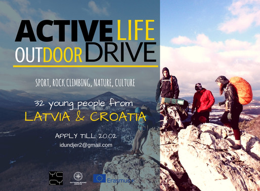 Youth-Exchange | Veliki Žitnik 🇭🇷 | Active life - Outdoor drive