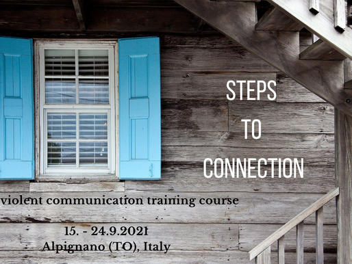 TRAINING COURSE│ALPIGNANO, ITALY 🇮🇹│STEPS TO CONNECTION