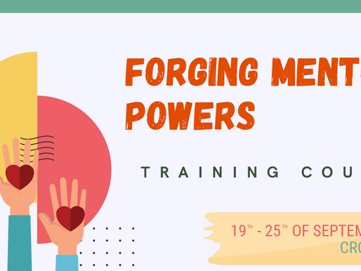 TRAINING COURSE │ Stubičke Toplice, Croatia 🇭🇷 │ Forging Mentor's Powers