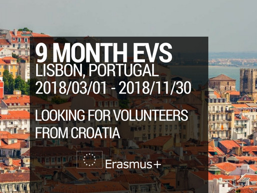 "EVS in Portugal ""Make up your Mind"""