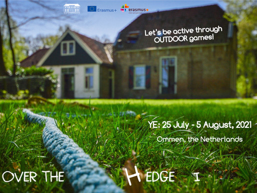 YOUTH EXCHANGE│OMMEN, Netherlands 🇳🇱│OVER THE (H)EDGE