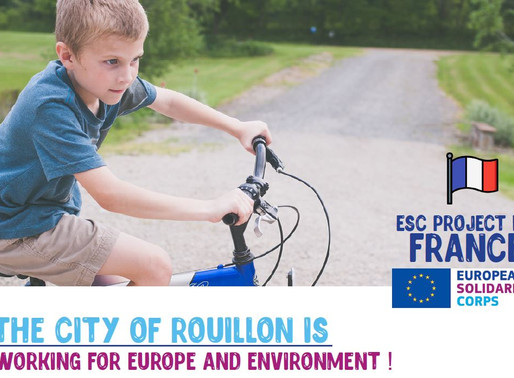 LONG-TERM VOLUNTEERING (ESC)│ROUILLON, FRANCE 🇫🇷│EUROPEAN SOLIDARITY CORPS IN FRANCE
