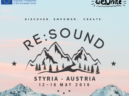Re:Sound Youth Exchange in Austria hosted by wEUnite