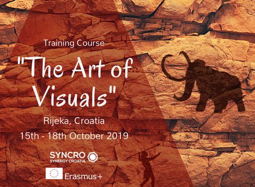 TRAINING COURSE │ Rijeka, Croatia 🇭🇷 │  The Art of Visuals