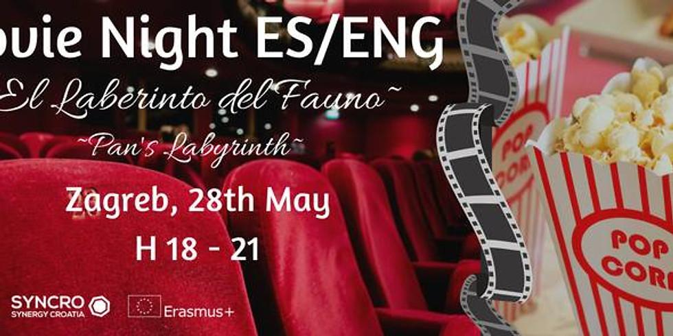 Movie Night ES/ENG