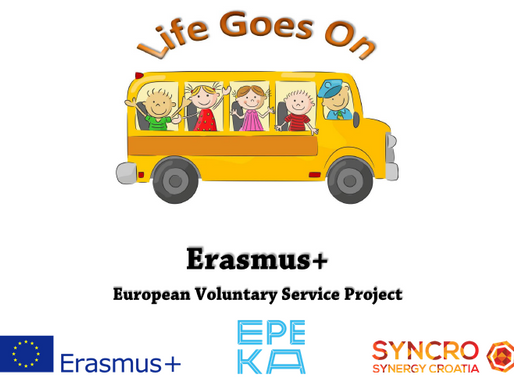 SHORT-TERM VOLUNTEERING (ESC) │ Sinop, Turkey 🇹🇷 │ LIFE GOES ON