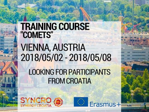 "Training Course in Austria ""COMETS"""