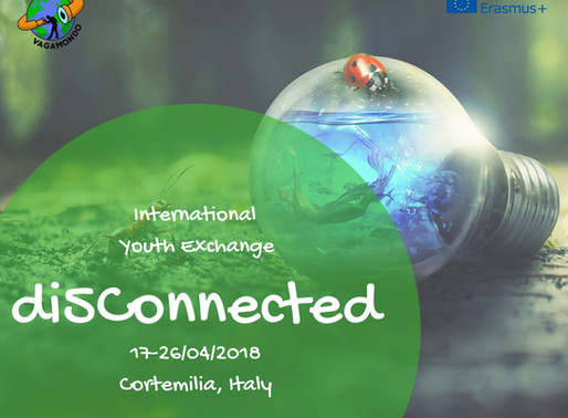 Youth Exchange |Cortemilia, Italy | Di5Connected